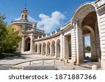 The Porticoed Gallery Of The...