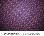 vector pattern background.... | Shutterstock .eps vector #1871910703