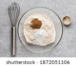 Pumpkin Cake With Dried...