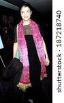 Small photo of HELENA CHRISTENSEN at NY premier of SIX WAYS TO SUNDAY, 03-01-99