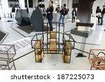 milan  italy april 08  2014 ... | Shutterstock . vector #187225073