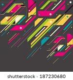 original art texture | Shutterstock . vector #187230680