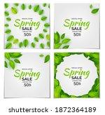 natural light spring sale...   Shutterstock .eps vector #1872364189
