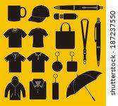 merchandise | Shutterstock .eps vector #187237550
