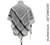 Small photo of Shemagh Arab Head Scarf Wrap Arafat Keffiyeh Yashmagh HeadScarf Saudi SaudiArabia Arabian ArabStyle Army High Quality. Soft Polyester Material. Light Weight yet very cosy FROM HabibiCollections