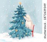 Beautiful Christmas Stock...