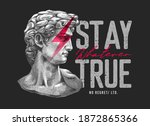 typography slogan with antique...   Shutterstock .eps vector #1872865366