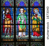 Three Saints  Saint Wenceslaus...