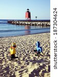 Toys On The Beach   Charlevoix...