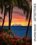 Hawaiin Cruise Setting Sail...