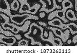 gray seamless doted vector... | Shutterstock .eps vector #1873262113
