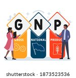 flat design with people. gnp    ...   Shutterstock .eps vector #1873523536