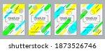 modern trendy business flyer ... | Shutterstock .eps vector #1873526746