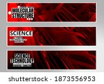 set of technology banners ... | Shutterstock .eps vector #1873556953