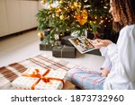 Christmas Online Holiday. Happy ...