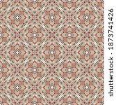 geometric seamless pattern ... | Shutterstock .eps vector #1873741426