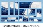 abstract banner design web... | Shutterstock .eps vector #1873798273