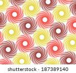 seamless pattern   simple... | Shutterstock .eps vector #187389140