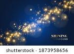 bright beautiful star.vector... | Shutterstock .eps vector #1873958656