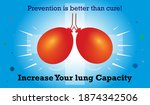 world asthma day. lungs concept....   Shutterstock .eps vector #1874342506
