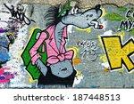 varna  bulgaria   march 30 ... | Shutterstock . vector #187448513