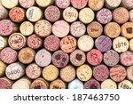 closeup pattern background of...   Shutterstock . vector #187463750
