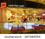 Dubai  Uae   Feb 16  Yo Sushi...