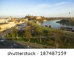 krakow  poland   oct 20  2013 ... | Shutterstock . vector #187487159