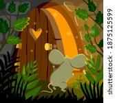 vector illustration. a small... | Shutterstock .eps vector #1875125599