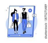 Fashion Blog Abstract Concept...