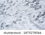 Arctic Tundra Landscape In...