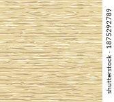 light beige wood grain texture. ... | Shutterstock .eps vector #1875292789