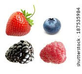 Raspberry  Strawberry ...