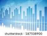 digitally generated global... | Shutterstock . vector #187538900