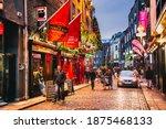 Dublin  Ireland   November 8 ...