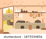 vector illustration of korean...   Shutterstock .eps vector #1875534856