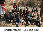 samburu reserve  kenya   june... | Shutterstock . vector #187555430