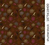 soft safari stylish seamless... | Shutterstock .eps vector #1875618400