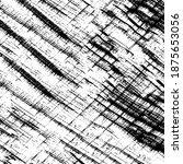 grunge background black and... | Shutterstock .eps vector #1875653056