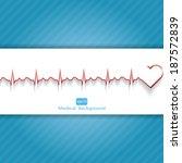 medical background .vector   Shutterstock .eps vector #187572839