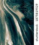 tidewater green wave  creative...   Shutterstock . vector #1875819529