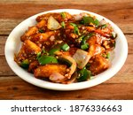 Paneer Chilli Is Indo Chinese...