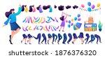 constructor for creating a fun... | Shutterstock .eps vector #1876376320