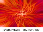 Red Colorful Color Spiral Or...