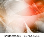 futuristic abstract background | Shutterstock . vector #187664618