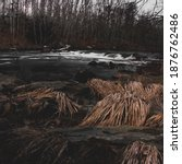 Blackstone River With Small...