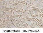kraft paper texture background... | Shutterstock . vector #1876987366