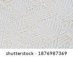 kraft paper texture background... | Shutterstock . vector #1876987369