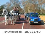 london  england   march 23 ... | Shutterstock . vector #187721750