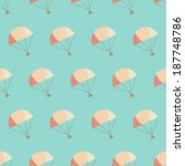 seamless pattern  with... | Shutterstock .eps vector #187748786